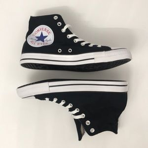 Converse Shoes - !!!! BLACK HIGH TOP CONVERSE